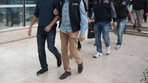 Fetö'den 4 jandarma personeli tutuklandı