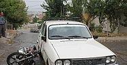 Demirci 'de yine motosiklet kazası