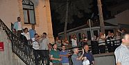 Demirci'de 5 kişi tutuklandı 2 kişi serbest...