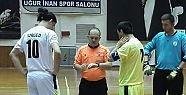 Demircili hakem uluslararası turnuvada...