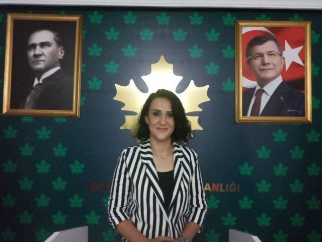 Manisa'nın Turgutlu ilçesinde yapılan Gelecek Partisi İlçe Kongresinde başkanlığa Semiha Gürel seçildi.