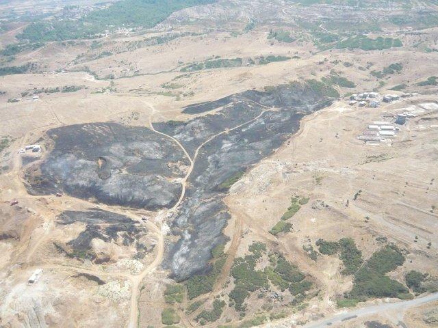Son aylarda orman yangınları sayılarında meydana gelen artışın yanında çoğu kimsenin bilmediği medyanın çok da gündeme taşımadığı orman dışındaki kırsal alanlarda meydana gelen yangınlar da  sayısal olarak önemli bir artış eğiliminde.
