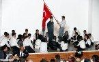 Atatürk Demirci'de anıldı