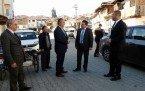 Demirci Kaymakam Mutlu Akyol Durhasan Mahallesinde Halk Toplantısı Düzenledi