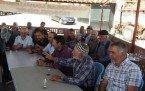 Demirci Kaymakamı Mutlu Akyol Rahmanlar halkıyla bir araya geldi