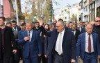 Gördes Başkan Ergün'ü Coşkuyla Karşıladı