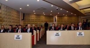 Büyükşehir Meclisi Yeni Dönem İlk Toplantısını Gerçekleştirdi