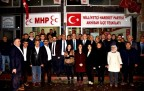Başkan Ergün MHP Akhisar Teşkilatını Ziyaret Etti