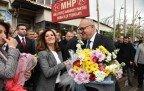 Başkan Ergün MHP Soma Teşkilatıyla Buluştu