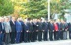 Büyük Önder Mustafa Kemal Atatürk Demirci'de anıldı