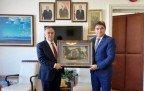 Başkan Tosun'dan Kula'nın Projeleri İçin Ankara Mesaisi