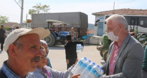 Hem İçme Suyu, Hem Tarımsal Sulama Suyu Ulaştırıldı
