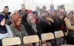 Demirci Kaymakamı Mutlu Akyol Minnetler Mahallesinde Halk Toplantısı Düzenledi