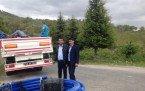 Mahmutlar-Demirci-Manisa-5,5 kilometrelik terfi hattı