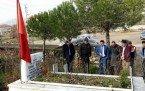 Demirci kaymakam Mutlu Akyol Sayık Mahallesinde Halk Toplantısı Düzenledi