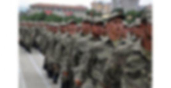 Acemi birliğindeki asker DEAŞ'lı iddiası