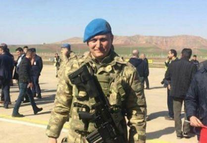 Afrin'de yaralanan binbaşı şehit oldu