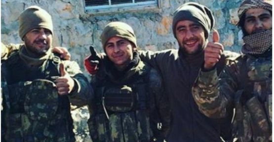 Afrin'de yaralanan Gördesli gaziden haber var