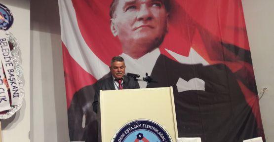 Ahmet Simavlı yeni başkan
