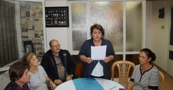 Akhisar'daki taciz olayına ilk tepki kadın derneğinden geldi