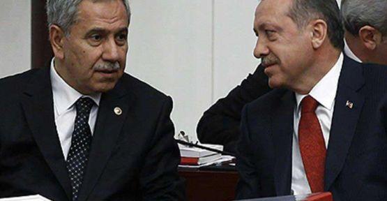 Arınç ve Erdoğan arasında buzlar eridi