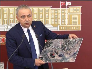 CHP'li Bakırlıoğlu Demirci-Sındırgı Yolunu Sordu