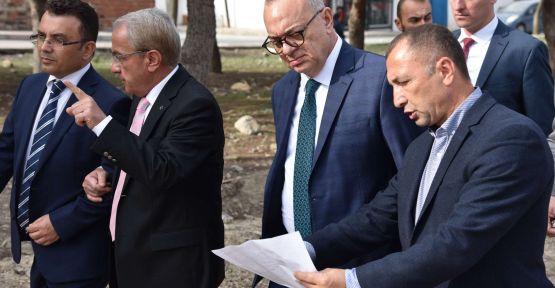 Başkan Ergün'den Hastane Yoluyla İlgili Çarpıcı Açıklamalar