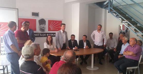 CHP Demirci seçimi değerlendirdi