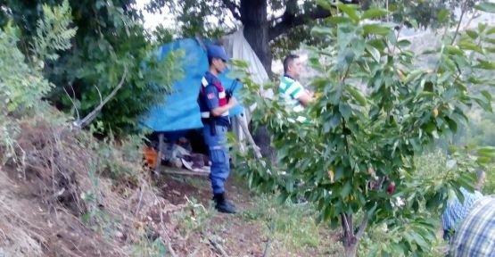 Demirci'de 52 yaşındaki kadın ölü bulundu