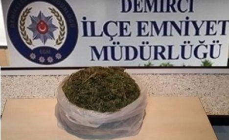 Demirci Emniyeti uyuşturucuya savaş açtı