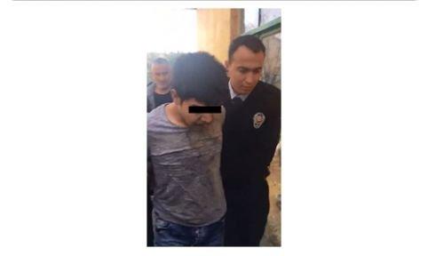 Demirci emniyetinin operasyonu ile cezaevi firarisi yakalandı