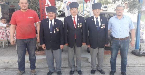 Demircili gaziler Açıl Otogaz 'ı ziyaret etti