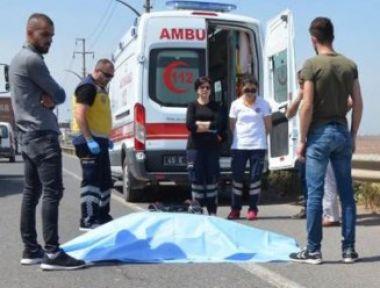 Demircili yaşlı kadın Turgutlu'daki kazada can verdi