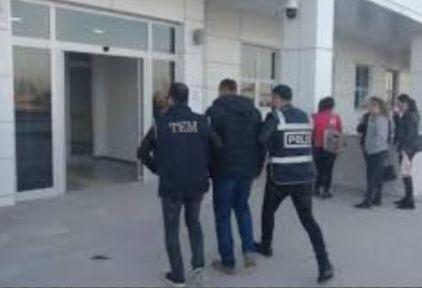 Fetö operasyonu 4 kişi tutuklandı