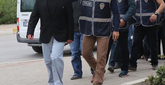 Fetö'den  gözaltına alınanlardan 3 tutuklama 4 adli kontrol şartıyla serbest