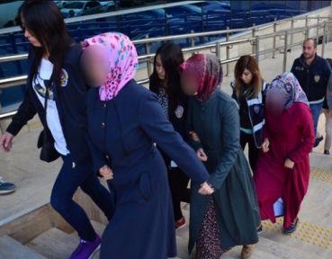 Fetö'den şüpheli iki  kadın tutuklandı
