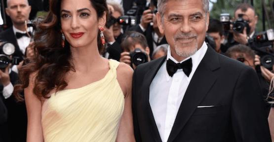 George Clooney Sonunda Baba Oluyor!