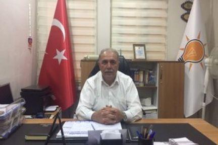 Gördes AKP ilçe Başkanı İnci