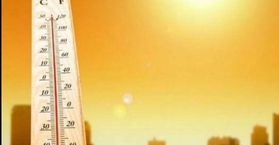 Havalar ısınıyor