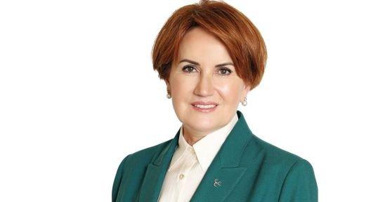 İYİ Parti'nin Cumhurbaşkanı adayı Meral Akşener