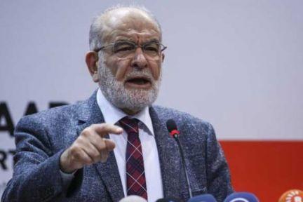 Karamollaoğlu; AKP'de koalisyon dağıldı kayıp yüzde 15