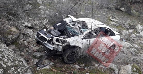 Köprübaşı trafik kazası 1 ölü 1 ağır yaralı