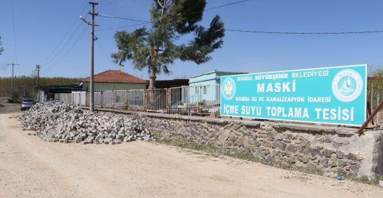 Maski, İçme Suyu Tesisi'ndeki Yenileme Çalışmalarına Başladı
