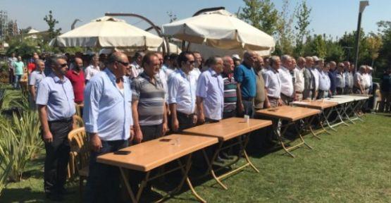 MHP Manisa 'da toplu istifa