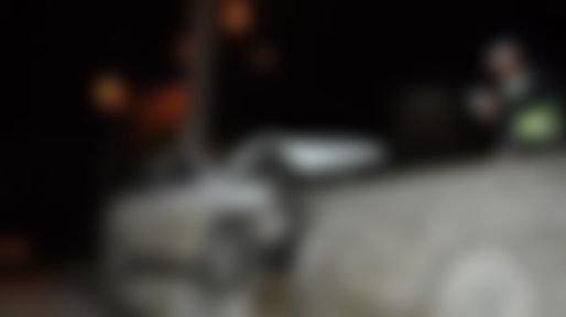 Otomobil duvara çarptı 1 ölü