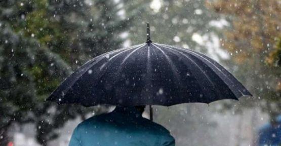 Sağanak yağış yükseklere ise kar bekleniyor