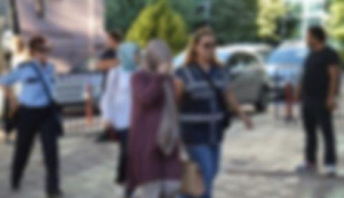 Sarıgöl 'de 8 kişi gözaltına alındı