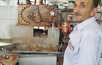 Kahveci Esnafı  Tüp ve Elektrik Zammından Sonra Odun Ateşine Geri Döndü
