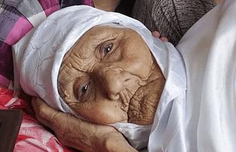 Dünya'nın en yaşlı insanı öldü