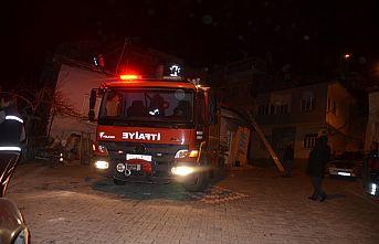 Demirci'de Çalan Siren Sesleri Halkı Heyecanlandırdı
